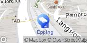 Map System Floor Sanding Epping, Australia