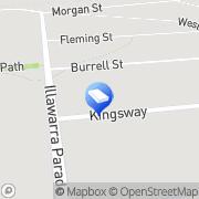 Map NextGen Property Mgmt Beverly Hills, Australia