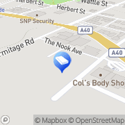Map Rent A Space Self Storage West Ryde West Ryde, Australia