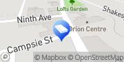 Map Fintax Group Campsie, Australia