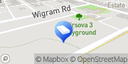 Map CADGROUP Glebe, Australia