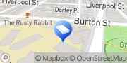 Map Sydney East Luxury Apartment Darlinghurst, Australia