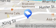 Map Hunter Parking and Storage Newcastle, Australia