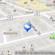 Map Web Coach - SEO Services & Web Design Brisbane Milton, Australia