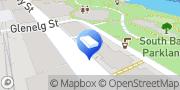 Map Bell Partners QLD South Brisbane, Australia