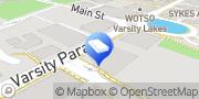 Map Ezy Flow Accountants Pty Ltd Varsity Lakes, Australia