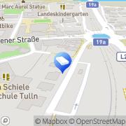 Karte Copy & Druck 1 - Inh. Cornelia Leopold-Bauer Tulln, Österreich