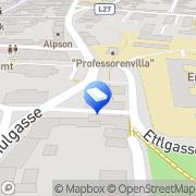 Karte Maurer Ernst Arch Dipl-Ing Hollabrunn, Österreich