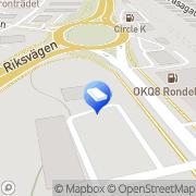 Karta Bygg & Glas Vikbolandet AB Norrköping, Sverige