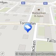 Karta Edenbergs Konsultfirma Katrineholm, Sverige