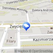 Mapa Studio 82 Koszalin, Polska