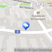 Karte IMMO-CONTRACT Makler GesmbH Stockerau, Österreich