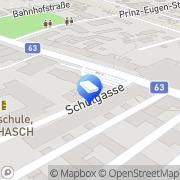 Karte Realitäten Gossy Oberwart, Österreich