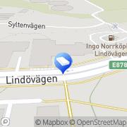 Karta Energihuset Norrköping, Sverige