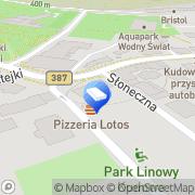 Map Piniecki Mariusz. Transport Malá Čermná, Czech Republic