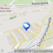 Karte kropf kommunikation Wien, Österreich