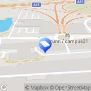 Karte QSC Quality Software & Consulting Brunn am Gebirge, Österreich