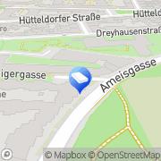 Karte Wallner Eva Wien, Österreich