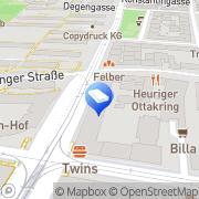 Karte A.D.O.& M Wien, Österreich