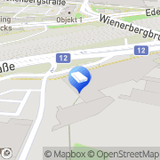 Karte S.E.I. BAU GmbH Wien, Österreich