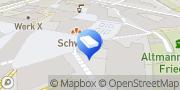 Karte Nobleclean die Gebäudereiniger Wien, Österreich