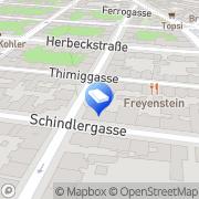 Karte Chlastak Franz Arch Mag Wien, Österreich