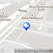 Karte BP Austria Aktiengesellschaft Wiener Neudorf, Österreich