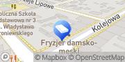 """Mapa """"Piotrowski-Kominki"""" Grzegorz Piotrowski Świebodzice, Polska"""