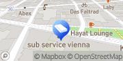Karte Wiener Möbelpacker Umzug Wien, Österreich