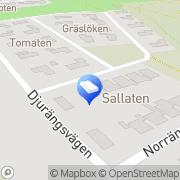 Karta Jörgen Byggkonsult Kalmar, Sverige
