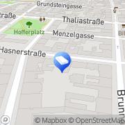 Karte Strubreither Walter & Co GmbH Wien, Österreich
