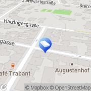 Karte Dujka GmbH Wien, Österreich