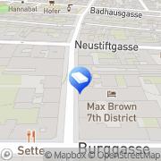 Karte Wolfgang Weber Wien, Österreich