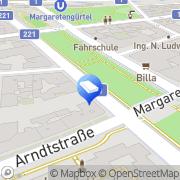 Karte Installateur Spak e.U. Montagen Wien, Österreich