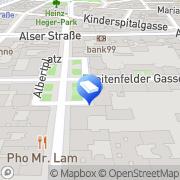 Karte x architekten ZT Wien, Österreich
