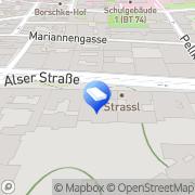 Karte Kallina Herbert Dipl-Ing Wien, Österreich