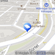 Karte Nebeszar Gerald Wien, Österreich
