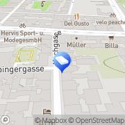 Karte Wantoch Raoul Dipl-Ing. Wien, Österreich