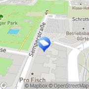 Karte Immobilienkanzlei Dr Weichselbaumer Wien, Österreich