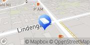Map Impact Hub Vienna Vienna, Austria