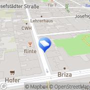 Karte Glück Harry Arch. Dipl-Ing Dr. Wien, Österreich