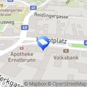 Karte IHT-Innovative Homogene Haustechnik Ernstbrunn, Österreich