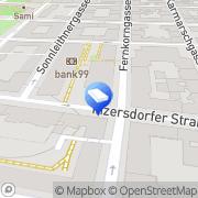 Karte Wertbau GmbH Wien, Österreich