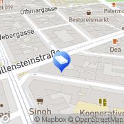 Karte Gebäudeverwaltung Leopold Ginschl Wien, Österreich