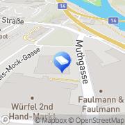 Karte NEUMANN + PARTNER Architekt Heinz Neumann ZT Wien, Österreich