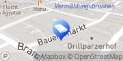 Karte Artup Wien, Österreich