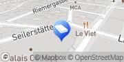 Karte Osmann GmbH - Planungsbüro für Altbausanierung Wien, Österreich