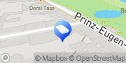 Karte Pemal Immobilien-GesmbH Wien, Österreich