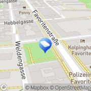 Karte Dorner Gas-Wasser-Heizungsinstallationen Wien, Österreich