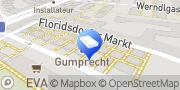 Karte Lackstätter Geschirr GMBH Wien, Österreich